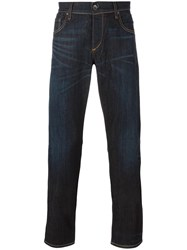 Rag And Bone Regular Fit Jeans Blue