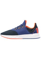 Adidas Performance Falcon Elite 5 Cushioned Running Shoes Collegiate Navy Solar Red University Ink Dark Blue