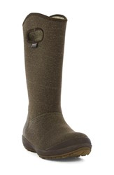Bogs Women's 'Charlie' Waterproof Winter Boot Brown Multi