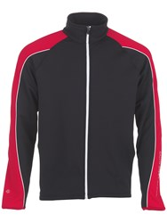 Galvin Green Dayton Insula Jacket Black And Red