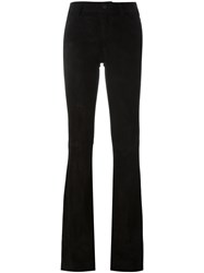 Alice Olivia Bootcut Trousers Black