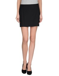 Jil Sander Skirts Mini Skirts Women Black
