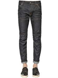 G Star 16Cm 5620 3D Slim Fit Denim Jeans