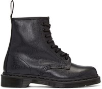 Dr. Martens Black Eight Eye 1460 Boots