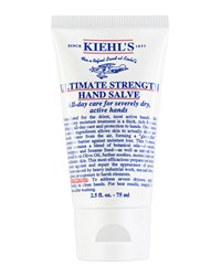 Travel Size Ultimate Strength Hand Salve 2.5 Fl. Oz. Kiehl's Since 1851