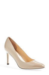 Cole Haan 'Bethany' Leather Pump Women Maple Sugar Patent