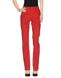 Boy By Band Of Outsiders Trousers Casual Trousers Women Red