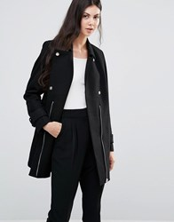 Minimum Maneth Tailored Jacket Black