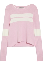 Preen Line Mazy Oversized Striped Knitted Sweater