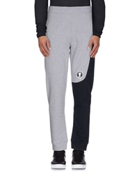 Bikkembergs Trousers Casual Trousers Men Grey