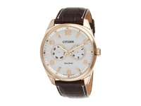 Citizen Ao9023 01A Men's Dress Gold Tone Stainless Steel Analog Watches