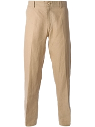 Uniforms For The Dedicated 'Badlands' Trousers Nude And Neutrals