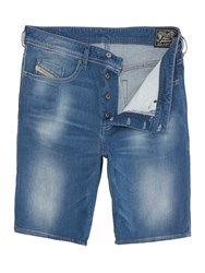 Diesel Bustshort Denim Shorts