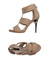 Escada Footwear Sandals Women Skin Color