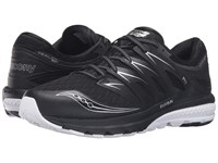 Saucony Zealot Iso 2 Black White Men's Running Shoes