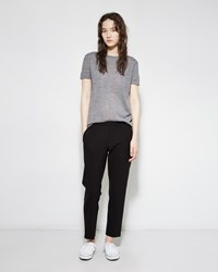 6397 Pull On Trouser Black