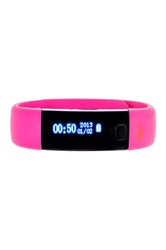 Everlast Unisex Tr5 Led Screen Digital Activity Tracker Pink