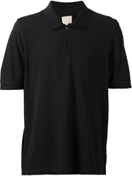 Band Of Outsiders Classic Polo Shirt Black