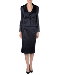 Carlo Pignatelli Suits And Jackets Women's Suits Women Dark Blue