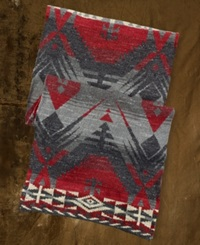Denim And Supply Ralph Lauren Patterned Scarf