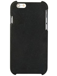 Rick Owens Scratched Effect Iphone 6 Case Black