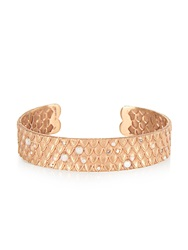 Carolina Bucci Gitane Feather Rose Gold Cuff