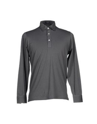 Rossopuro Polo Shirts Lead
