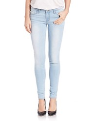Flying Monkey Bleach Sky Skinny Jeans Light Wash