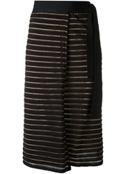 Egrey Midi Skirt Black