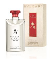 Bulgari Bvlgari Eau Parfumee Au The Rouge Shampoo And Shower Gel Female