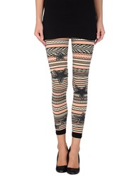 Laneus Trousers Leggings Women Blue