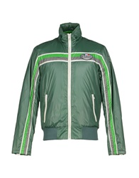 A Style Jackets Green