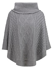 Anna Field Cape Grey Mottled Grey