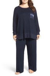 Midnight By Carole Hochman Plus Size Women's Pajamas