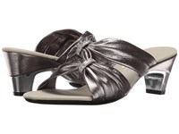 Onex Kylee Pewter Women's Dress Sandals