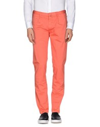 Hamaki Ho Trousers Casual Trousers Men Coral