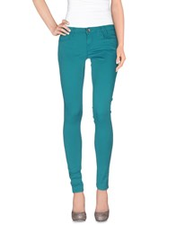 Guess Trousers Casual Trousers Women Deep Jade
