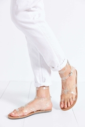 Circus By Sam Edelman Selma Jelly Gladiator Sandals Clear