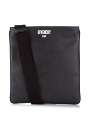 Givenchy Grained Leather Cross Body Bag