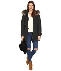 Only Iris Parka Jet Set Women's Coat Black