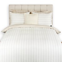Gant Twill Stripe Duvet Cover Seawood Super King