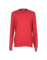 Heritage Sweaters Coral
