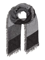 Label Lab Prism Woven Scarf Grey