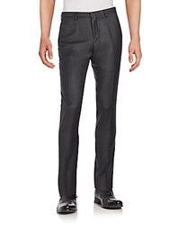 J. Lindeberg Paulie Legend Wool Pants Dark Grey