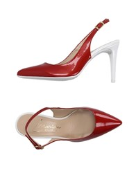 Marian Footwear Courts Women Red