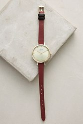 Anthropologie Concord Watch Wine