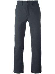 Junya Watanabe Comme Des Garcons Man Tapered Tailored Trousers Grey