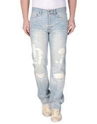 Parasuco Cult Denim Pants Blue
