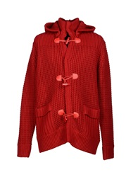 Fifty Four Cardigans Red
