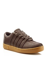 K Swiss The Classic Sneakers Compare At 100 Chestnut